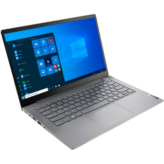 Ноутбук LENOVO ThinkBook 14 G2 ARE Mineral Grey (20VF003ERA) Модельный ряд Lenovo ThinkBook