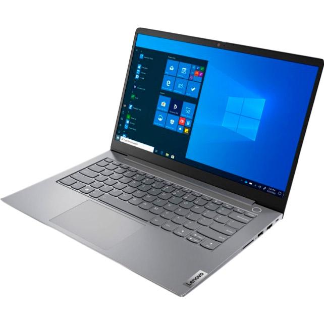 Ноутбук LENOVO ThinkBook 14 G2 ARE Mineral Grey (20VF003ERA) Диагональ дисплея 14