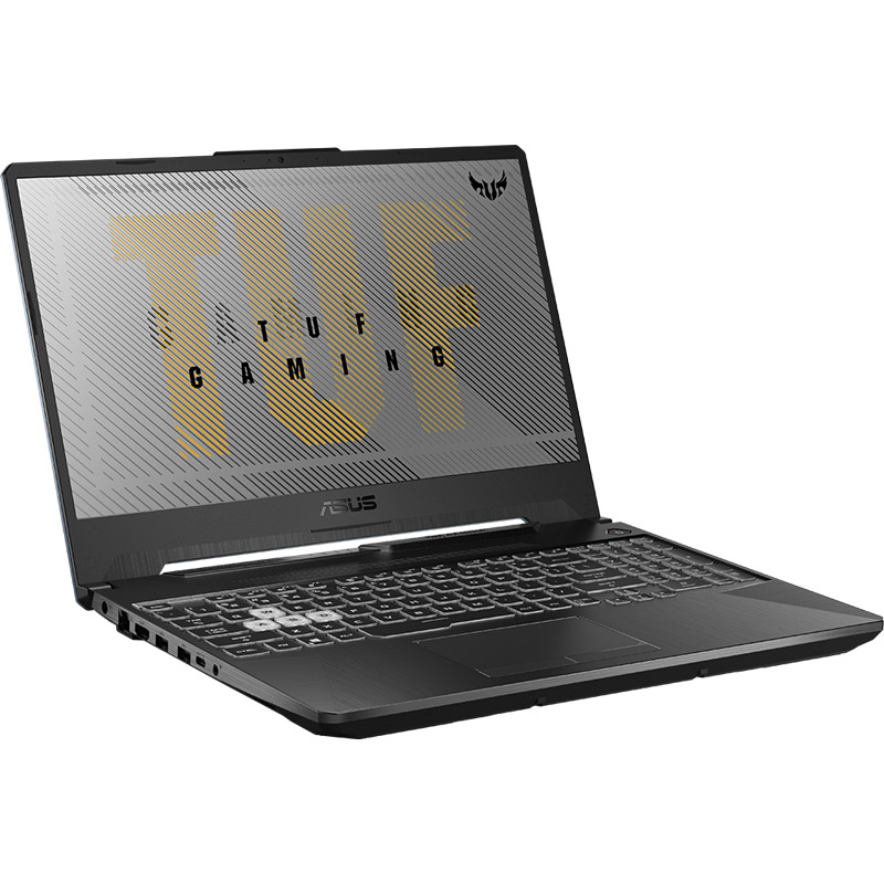 Ноутбук ASUS TUF FX506IH-BQ007T Bonfire Black (90NR03Z2-M04400) Диагональ дисплея 15.6