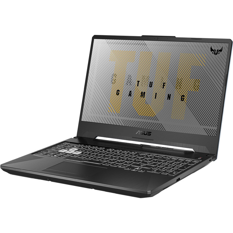Ноутбук ASUS TUF FX506IH-BQ007T Bonfire Black (90NR03Z2-M04400) Разрешение дисплея 1920 x 1080