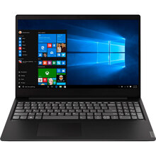 Ноутбук LENOVO IdeaPad S145-15API Granite Black (81UT00P0RA)