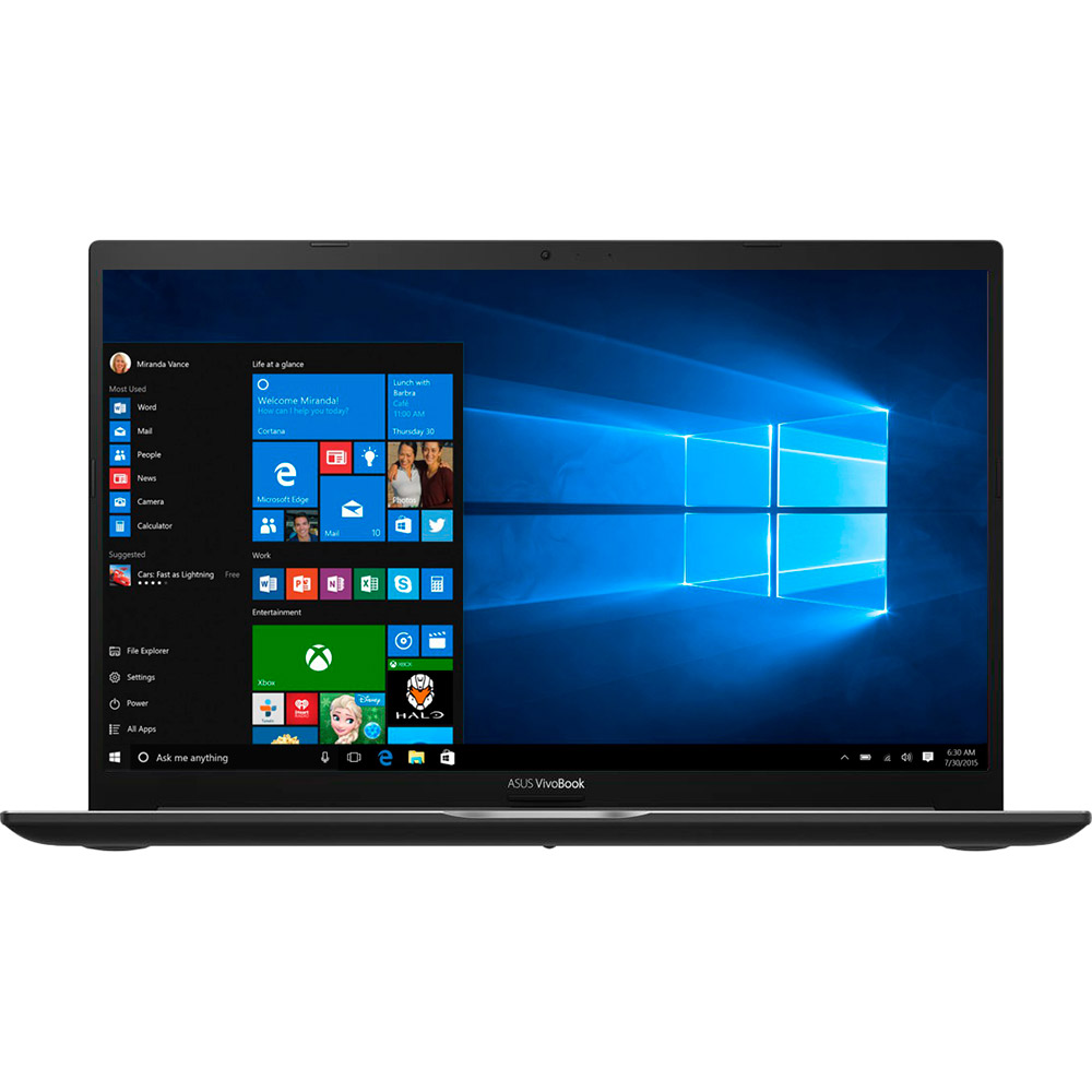Ноутбук ASUS VivoBook M513IA-BQ612T Indie Black (90NB0RR1-M09250)