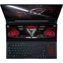 Ноутбук ASUS ROG Zephyrus Duo 15 SE GX551QR-HF051T Black (90NR04M1-M00860)