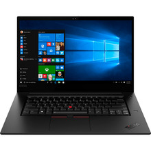 Ноутбук LENOVO ThinkPad X1 Extreme 3 Black (20TK001QRA)