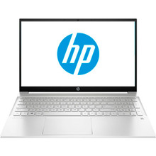 Ноутбук HP Pavilion 15-eg0031ur White (2W2D3EA)