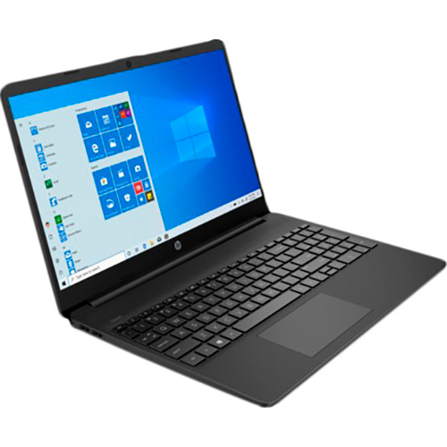 Ноутбук HP 15s-fq1003ua Black (28Z73EA) Диагональ дисплея 15.6