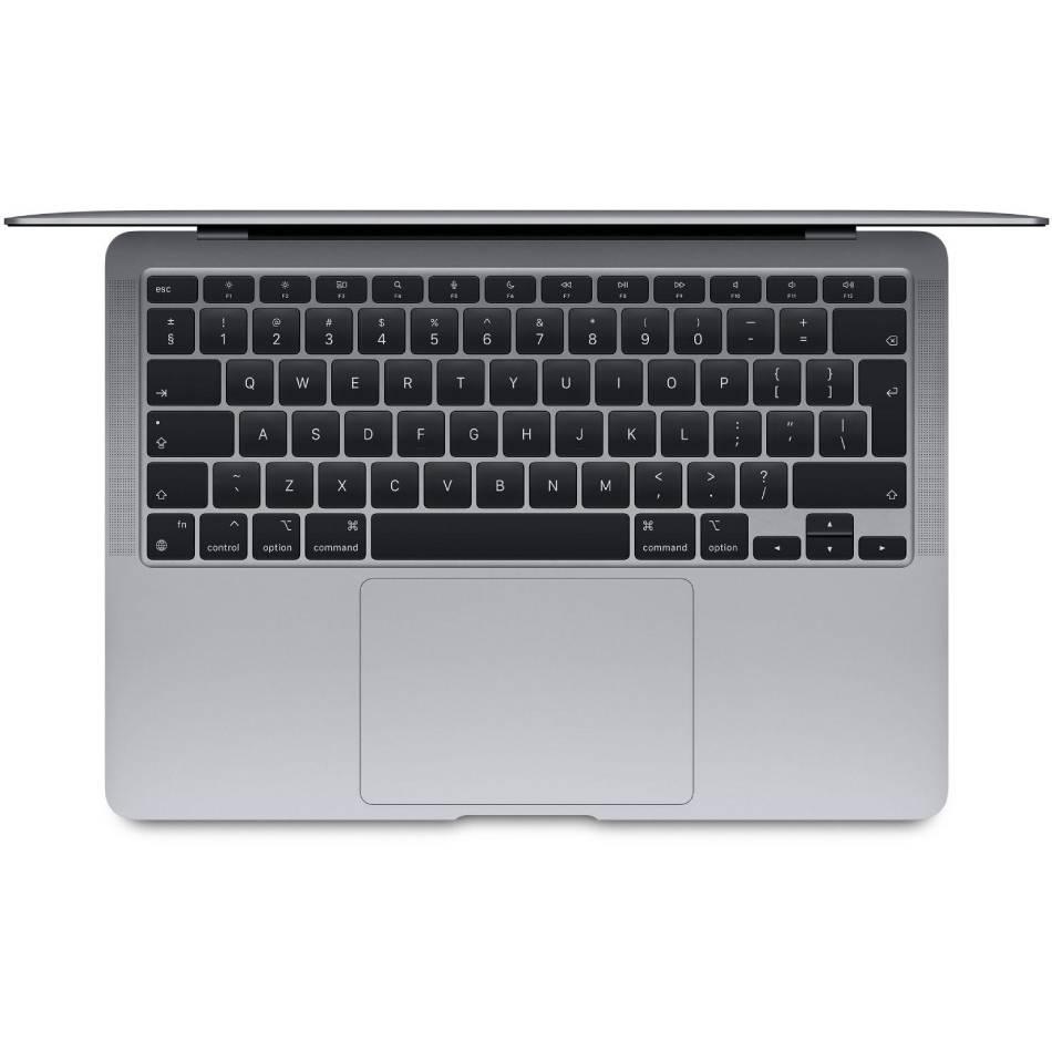 "Ноутбук APPLE MacBook Air 13"" A2337 Space Gray (Z124000MM) Модельный ряд Apple MacBook Air 2020"