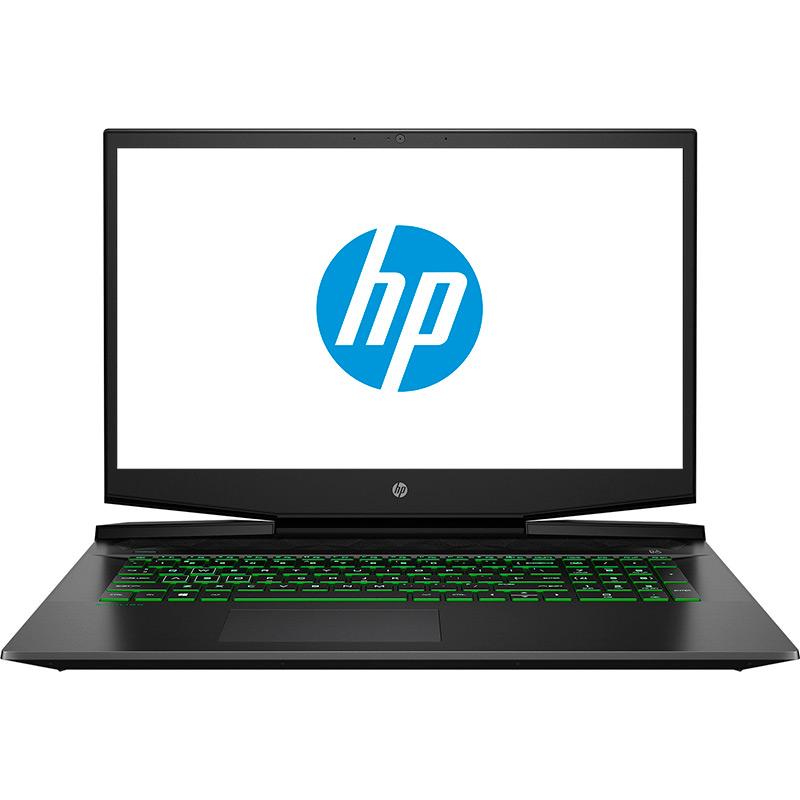 Ноутбук HP Pavilion 17 Gaming Black (381C6EA)