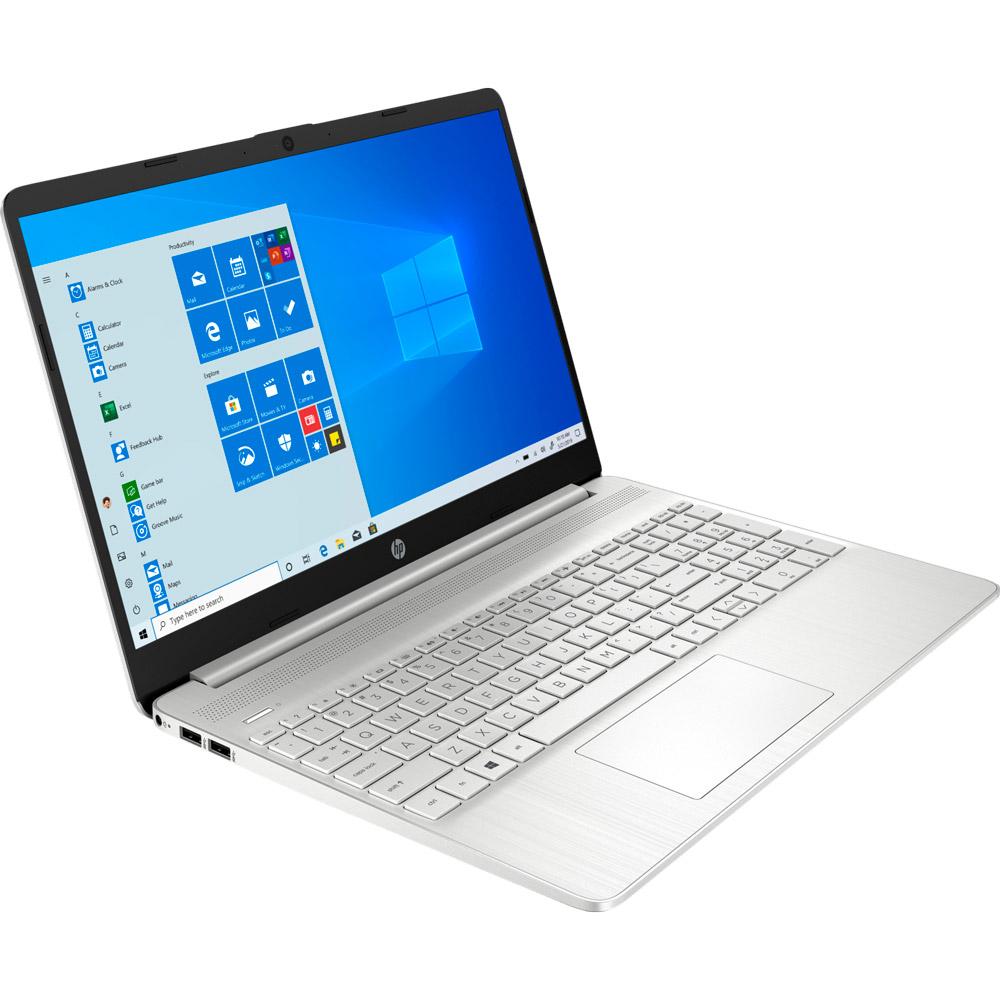 Ноутбук HP 15s-eq1029ua Silver (381H9EA) Диагональ дисплея 15.6