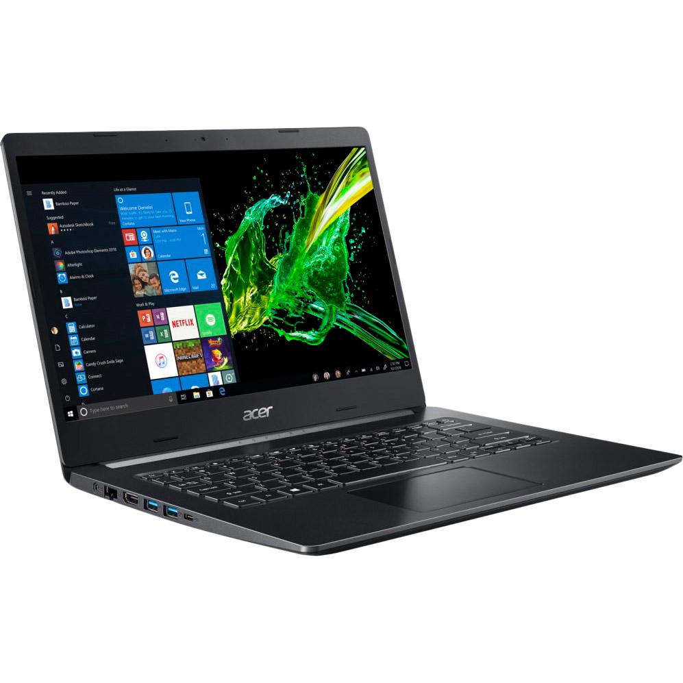 Ноутбук ACER Aspire 5 A514-53-38UC Charcoal Black (NX.A69EU.002) Модельный ряд Acer Aspire