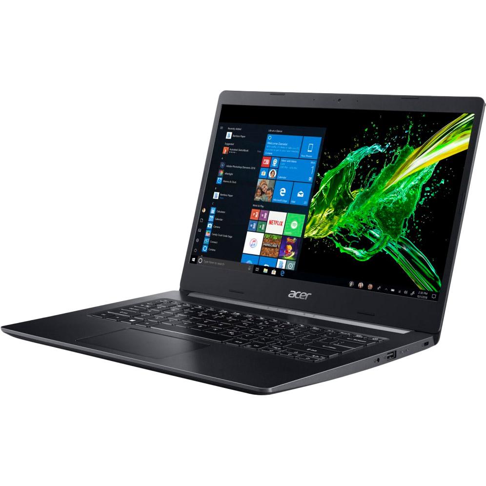 Ноутбук ACER Aspire 5 A514-53-38UC Charcoal Black (NX.A69EU.002) Диагональ дисплея 14