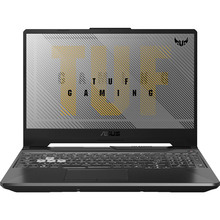 Ноутбук ASUS TUF FA506IV-HN215 Fortress Gray (90NR03L1-M08950)