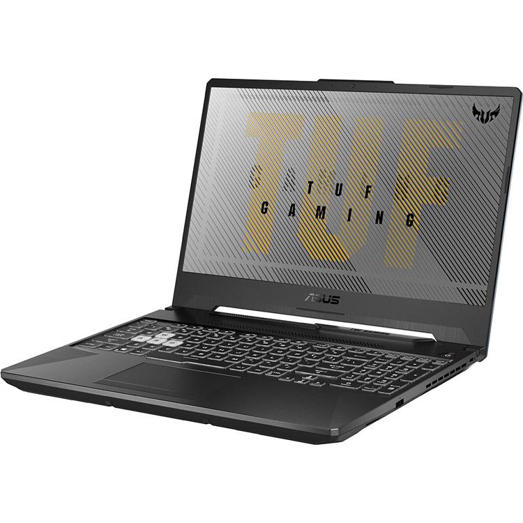 Ноутбук ASUS TUF FA506IV-HN215 Fortress Gray (90NR03L1-M08950) Диагональ дисплея 15.6