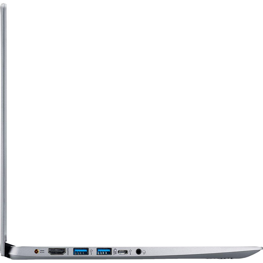 Ноутбук ACER Swift 3 SF314-41-R4HG Sparkly Silver (NX.HEYER.009) Разрешение дисплея 1920 x 1080