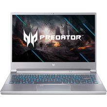 Ноутбук ACER Predator Triton 300 PT314-51s Sparkly Silver (NH.QBJEU.004)