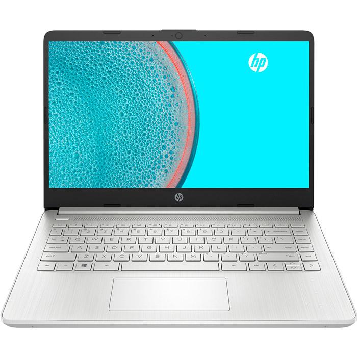 Ноутбук HP 14s-fq1010ua Natural Silver (422C9EA)