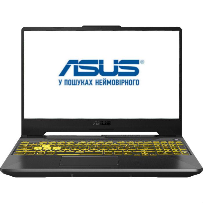 Ноутбук ASUS FX506LH-HN111 Fortress Gray (90NR03U1-M00890)