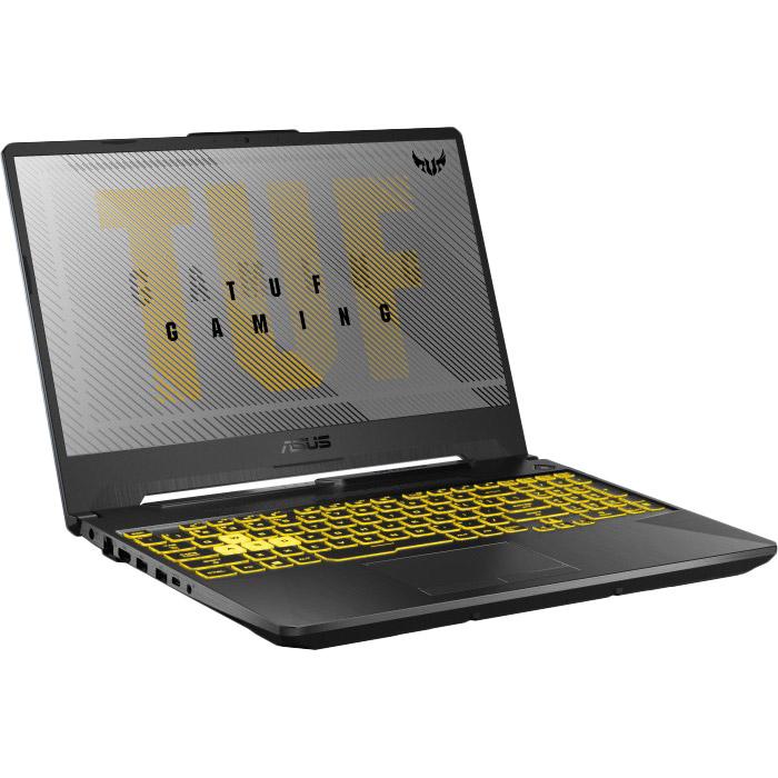 Ноутбук ASUS FX506LH-HN111 Fortress Gray (90NR03U1-M00890) Модельный ряд Asus TUF