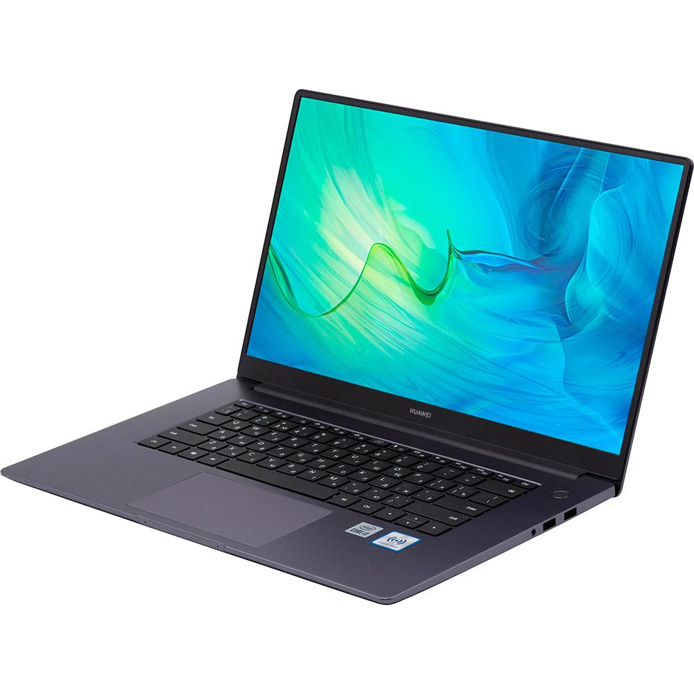 Ноутбук HUAWEI MateBook D15 Space Gray (53011UWY) Диагональ дисплея 15.6