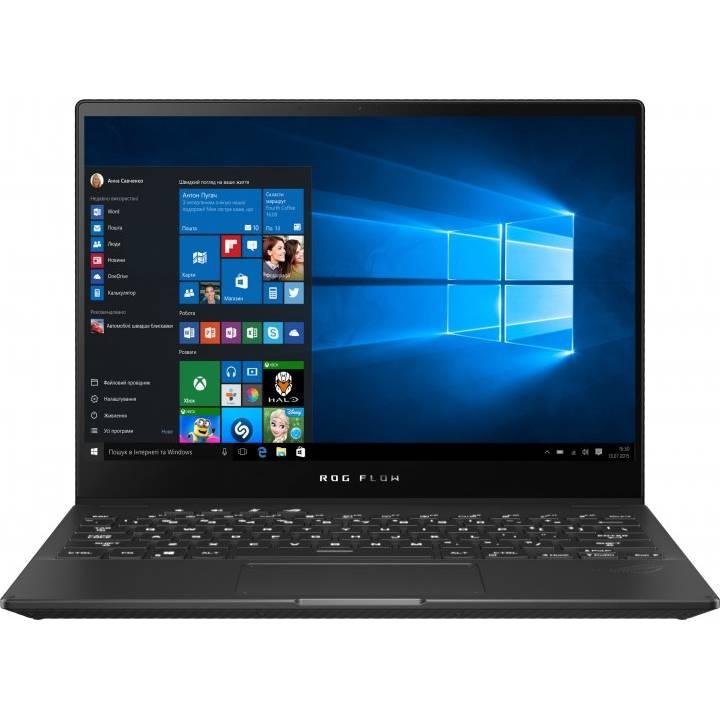 Ноутбук ASUS ROG Flow X13 GV301QH-K5228T Off Black Supernova Edition (90NR06C5-M11210)