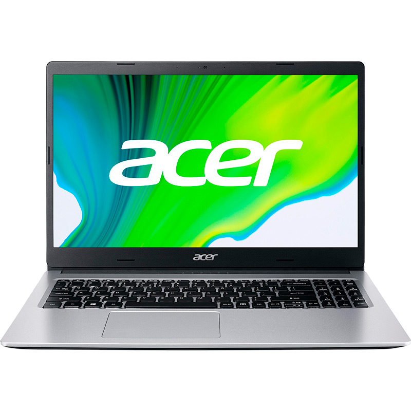 Ноутбук ACER Aspire 3 A315-23 Pure Silver (NX.HVUEU.020)