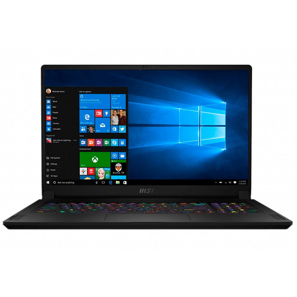 Ноутбук MSI Stealth GS76-11UG Black (GS7611UG-250UA)