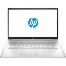Ноутбук HP Laptop 17-cp0010ua Natural Silver (423L4EA)