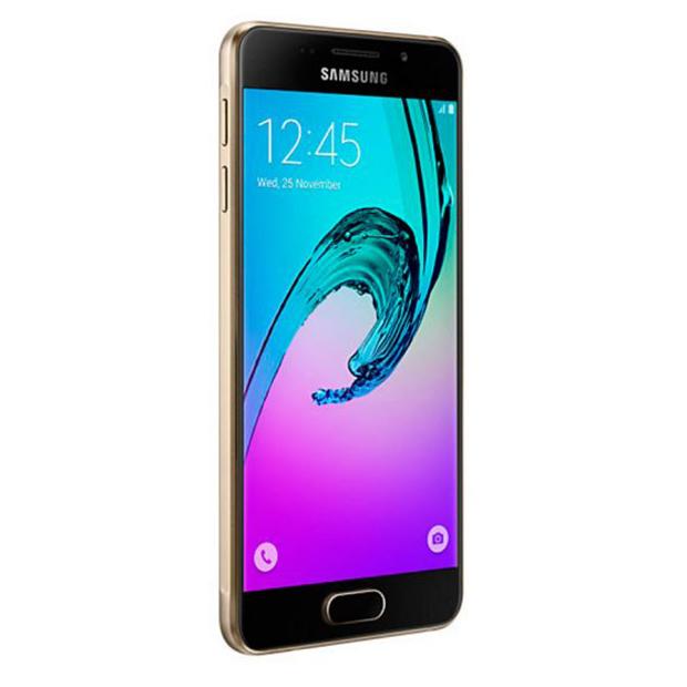 Смартфон SAMSUNG SM-A310F Galaxy A3 Duos ZKD black Диагональ дисплея 4.7