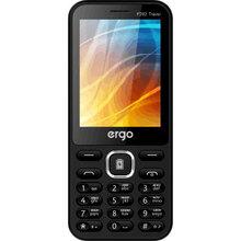 Мобильный телефон ERGO F282 Travel Dual Sim