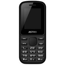 Мобильный телефон ASTRO A171 Black