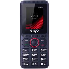 Мобильный телефон ERGO F188 Play Dual Sim Black