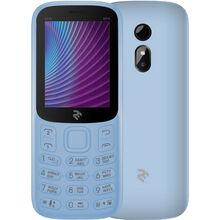 Мобильный телефон 2E E240 2019 DUALSIM City Blue (680576170002)