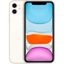 Смартфон APPLE iPhone 11 64GB White (MWLU2)