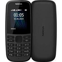 Мобильный телефон NOKIA 105 TA -1203 Black