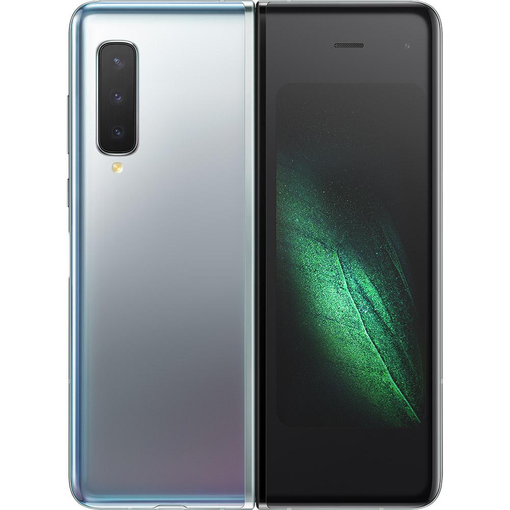Смартфон SAMSUNG Galaxy Fold 12/512 Gb Silver (SM-F900FZSDSEK) Оперативна пам'ять 12288