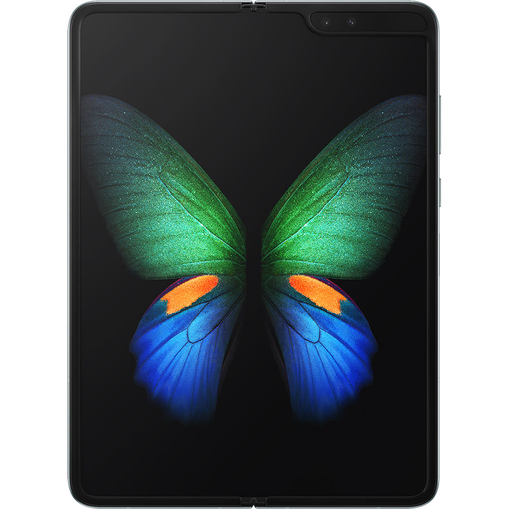 Смартфон SAMSUNG Galaxy Fold 12/512 Gb Silver (SM-F900FZSDSEK) Діагональ дисплея 7.3