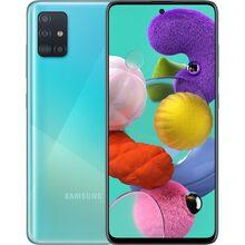 Смартфон SAMSUNG Galaxy A51 6/128 Gb Dual Sim Blue (SM-A515FZBWSEK)