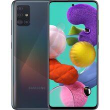 Смартфон SAMSUNG Galaxy A51 6/128 Gb Dual Sim Black (SM-A515FZKWSEK)