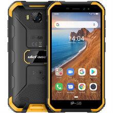 Смартфон ULEFONE Armor X6 2/16GB black-orange