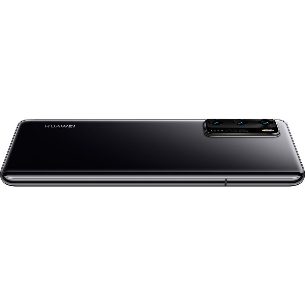 Смартфон HUAWEI P40 8/128GB Black (51095EHY) Оперативная память 8192