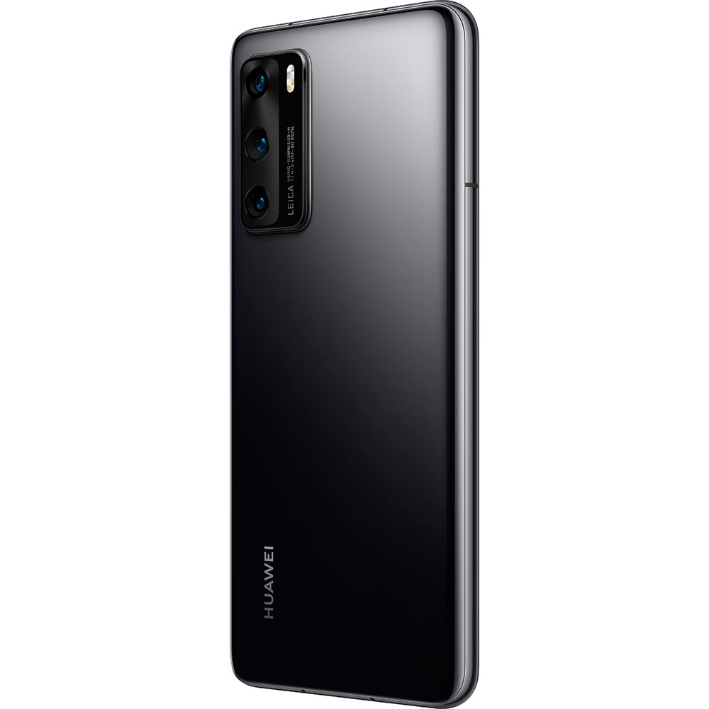 Смартфон HUAWEI P40 8/128GB Black (51095EHY) Диагональ дисплея 6.1