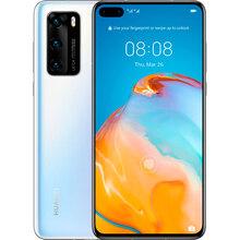 Смартфон HUAWEI P40 8/128GB Ice White (51095EJB)