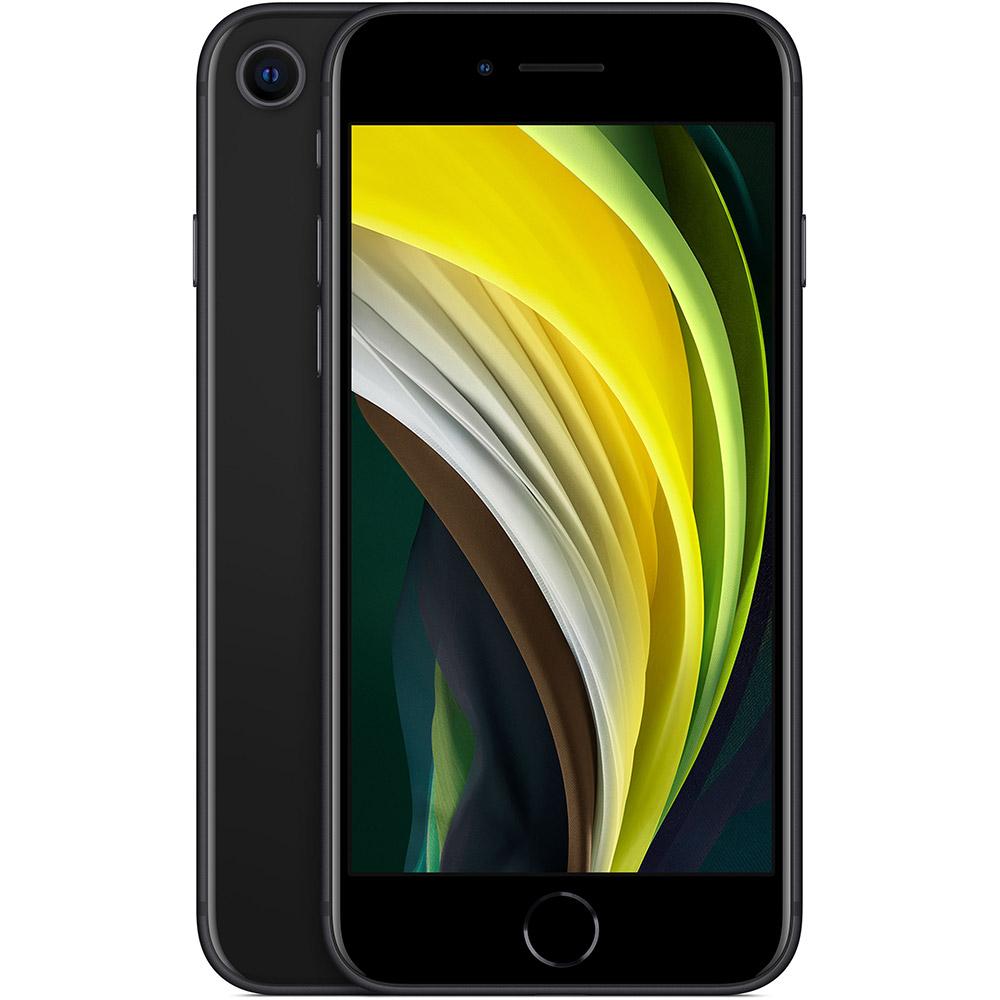 Смартфон APPLE iPhone SE (2 поколения) 64GB Black (MX9R2)
