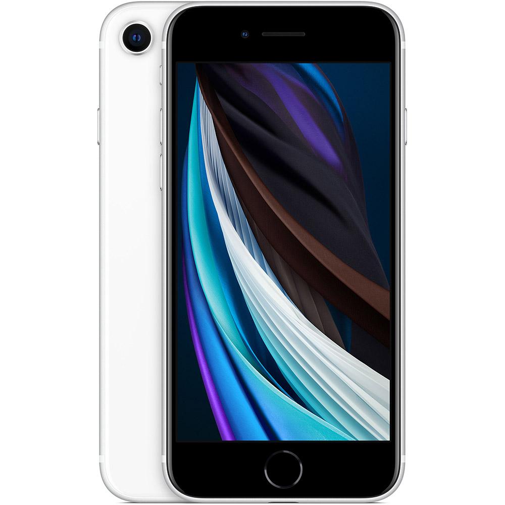 Смартфон APPLE iPhone SE (2 поколения) 64GB White (MX9T2)