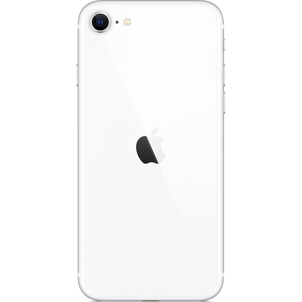 Смартфон APPLE iPhone SE (2 поколения) 64GB White (MX9T2) Встроенная память, Гб 64