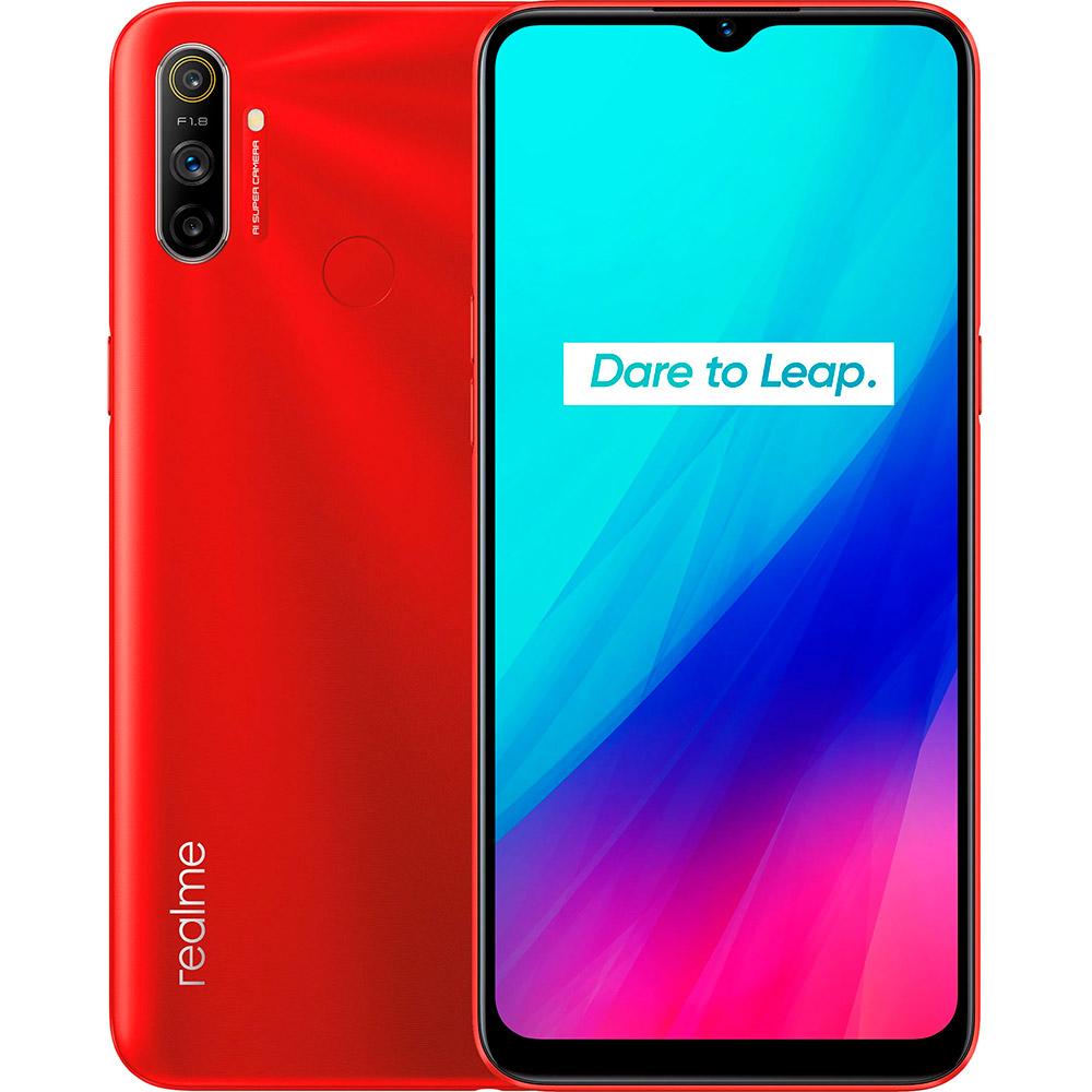 Смартфон REALME C3 3/64 Gb Dual Sim Blazing Red