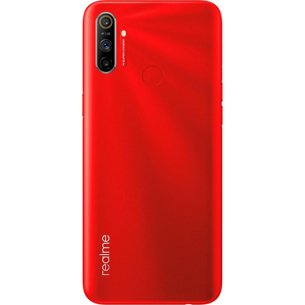 Смартфон REALME C3 3/64 Gb Dual Sim Blazing Red Оперативная память 3072