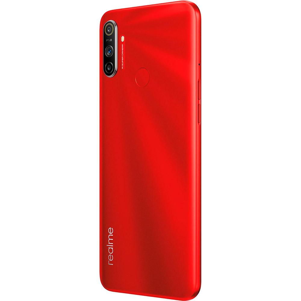 Смартфон REALME C3 3/64 Gb Dual Sim Blazing Red Диагональ дисплея 6.5