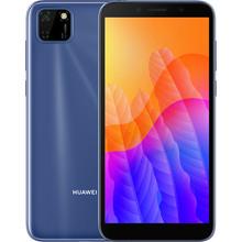 Смартфон HUAWEI Y5p 2/32 Gb Dual Sim Phantom Blue (51095MTY)