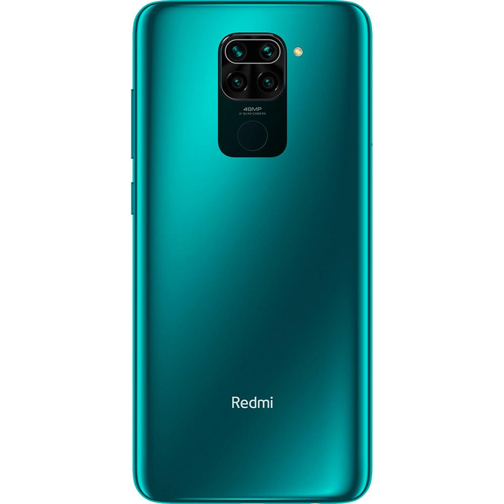 Смартфон XIAOMI Redmi Note 9 4/128 Gb Dual Sim Forest Green Оперативная память 4096
